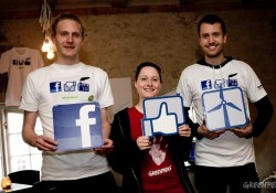 Action against Facebook in Copenhagen