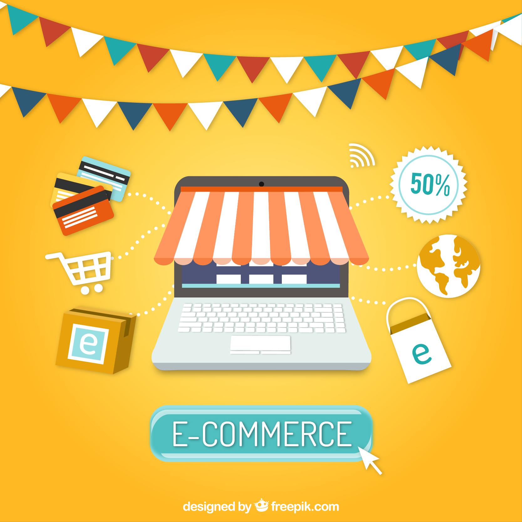 ecommerc|creamos tu tienda online